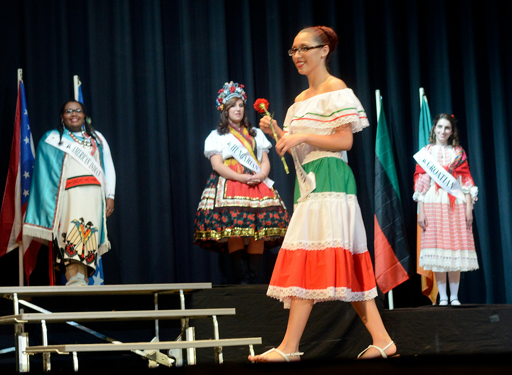 Description of . Maribeth Joeright/MJoeright@News-Herald.com <p> Alena Gnizak, Mexican Princess, was one of the contestants of the 48th annual Lorain International Princess Pageant, June 26, 2014.