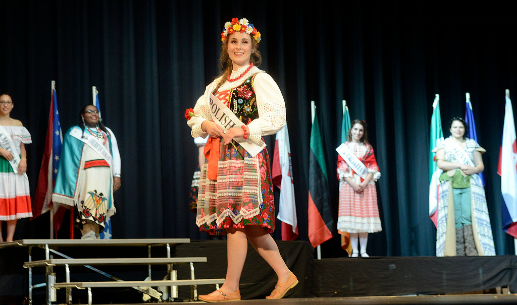 Description of . Maribeth Joeright/MJoeright@News-Herald.com <p>  Anastazja Golab, Polish Princess, was one of the contestants of the 48th annual Lorain International Princess Pageant, June 26, 2014. She was the first runner up in the pageant.