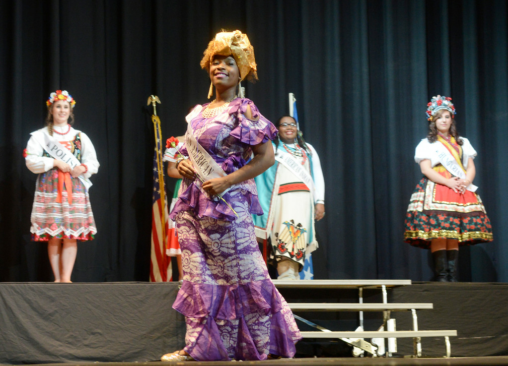Description of . Maribeth Joeright/MJoeright@News-Herald.com <p> Tianna Thoams, African American Princess, was one of the contestants of the 48th annual Lorain International Princess Pageant, June 26, 2014.