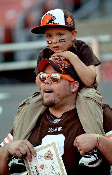 Photos: Browns Final Preseason Game Against the Chicago Bears