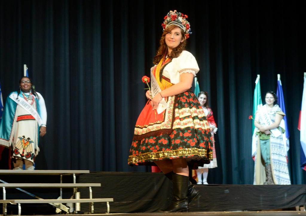 . Maribeth Joeright/MJoeright@News-Herald.com <p> Taylor Nagy, Hungarian Princess, was one of the contestants of the 48th annual Lorain International Princess Pageant, June 26, 2014.