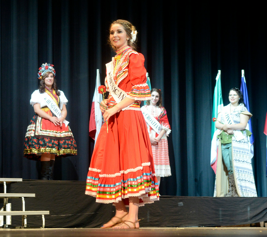 . Maribeth Joeright/MJoeright@News-Herald.com <p> Onyx Lopez, Mexican Princess, was one of the contestants of the 48th annual Lorain International Princess Pageant, June 26, 2014. She was the third runner up in the pageant.